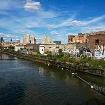 Photo of Gowanus Canal in Gowanus, New York