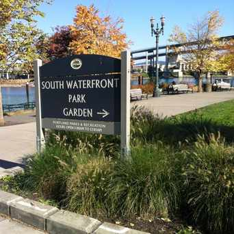 Photo of South Waterfront Park Garden in Downtown, Portland