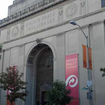 Photo of Enoch Pratt Free Library in Baltimore