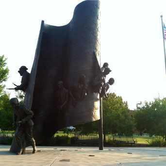 Photo of Veterans Memorial Statue in Northglenn