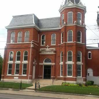 Photo of Saint Patrick Catholic Church in Cameron Trimble, Nashville-Davidson