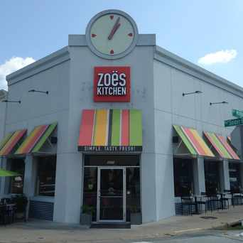 Photo of Zoes Kitchen in University Park