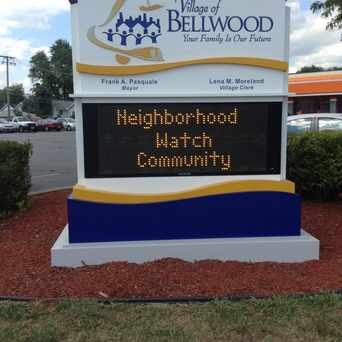 Photo of Welcome Bellwood Illinois in Bellwood