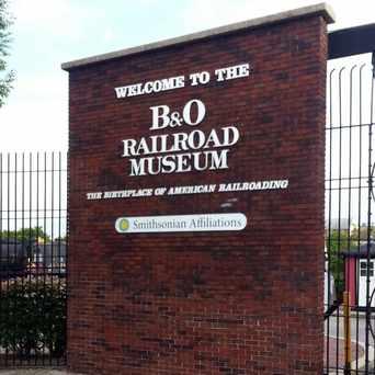 Photo of B & O Railroad Museum in Washington Village, Baltimore