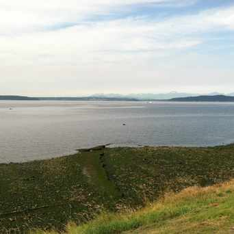 Photo of BEACH DR SW & SW JACOBSEN RD in Alki, Seattle