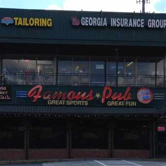 Photo of Famous Pub & Sports Palace in North Druid Hills
