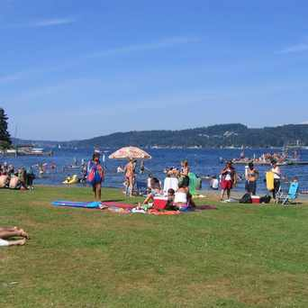 Photo of Matthews Beach Park in Matthews Beach, Seattle