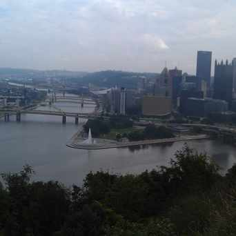 Photo of Point of View Park, Grandview Avenue, Pittsburgh, PA in Pittsburgh