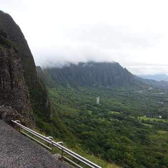 Photo of Nuuanu Valley Rain Forest in Downtown, Honolulu