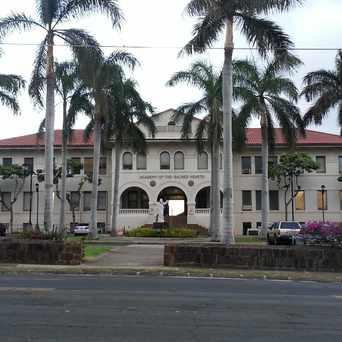 Photo of Sacred Hearts Academy in Diamond Head - Kapahulu - St. Louis, Honolulu