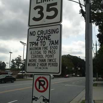 Photo of Noise and Cruising Limits in Buckhead Village, Atlanta