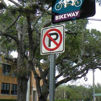 Photo of Bikeway #Thornton Park in Thornton Park, Orlando