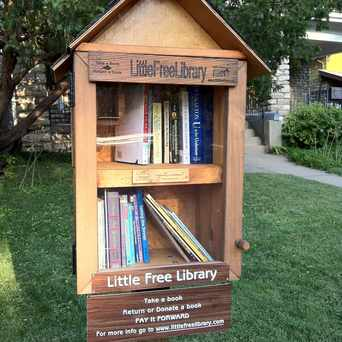 Photo of Little Free Library in South Hyde Park, Kansas City