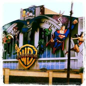 Photo of Warner Bros. Studios in Burbank