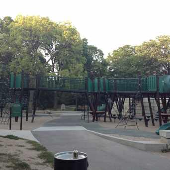 Photo of Berry Park in Linden Hills, Minneapolis