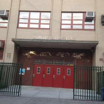 Photo of Public School 40 in Bedford-Stuyvesant, New York