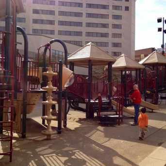 Photo of Pedestrian Mall Playground in Iowa City