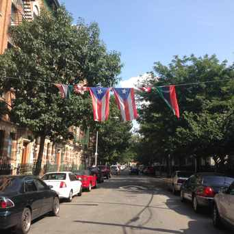 Photo of Mott Haven East Historic District in South Bronx, New York