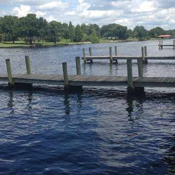 Photo of Fishing Docks In Rivercrest Park in South Seminole Heights, Tampa