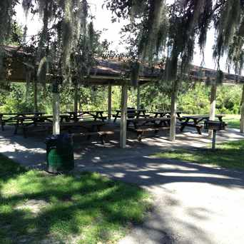 Photo of Picnic Area in Lowry Park Central, Tampa