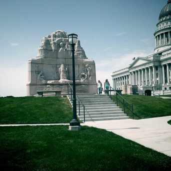 Photo of Utah State Capitol in Rio Grande, Salt Lake City