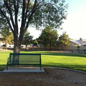 Photo of Bench in Park Village, Gilbert