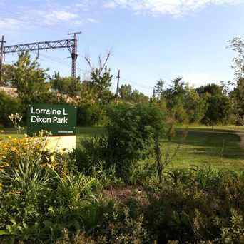 Photo of Lorraine Dixon Park in Burnside, Chicago