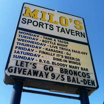 Photo of Milo's Sports Tavern in Virginia Village, Denver