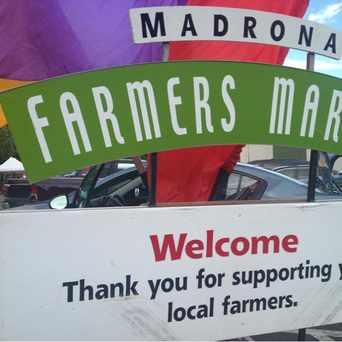 Photo of Madrona Farmers Market in Madrona, Seattle
