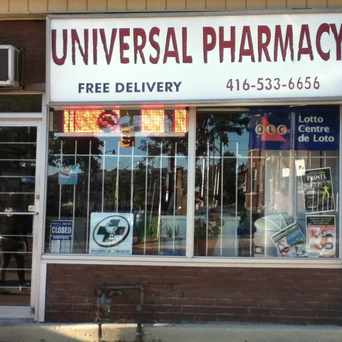 Photo of Universal Pharmacy in Dovercourt-Wallace Emerson-Juncti, Toronto