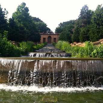 Photo of Meridian Hill Park in Columbia Heights, Washington D.C.