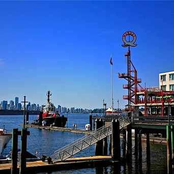 Photo of Lonsdale Quay Market in North Vancouver