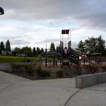 Photo of Westwood Park (former site of Denny Middle School) in Roxhill, Seattle
