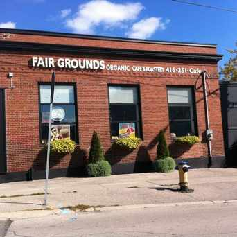 Photo of Fair Grounds Organic Cafe And Roasters in Long Branch, Toronto