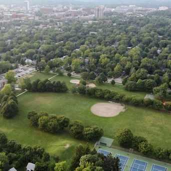 Photo of Burns Park in Ypsilanti