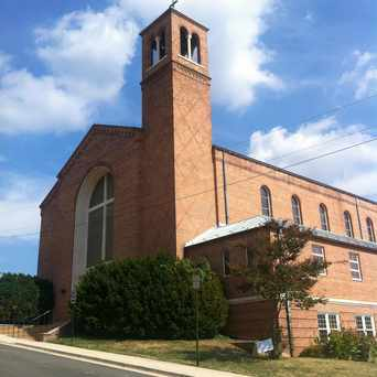 Photo of St Jerome's Church in Hyattsville