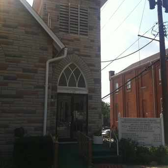 Photo of Second Washington Chapel in Hyattsville