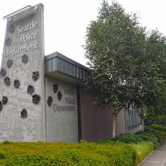 Photo of Seattle Police Department in High Point, Seattle