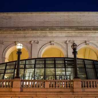 Photo of Union Station Bike Station in H Street-NoMa, Washington D.C.