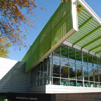 Photo of Anacostia Neighborhood Library in Anacostia, Washington D.C.