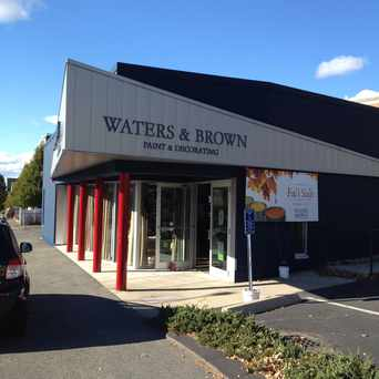 Photo of Waters & Brown Paint and Decorating in Beverly