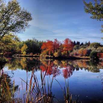 Photo of Kathryn Albertson Park in Boise City