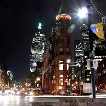 Photo of Gooderham Building in Toronto