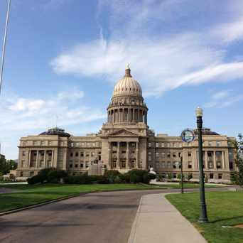 Photo of Idaho State Capitol Building in Boise City