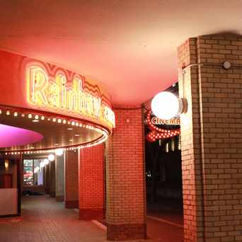 Photo of Rainbow Cinema Movie Information in Church-Yonge Corridor, Toronto