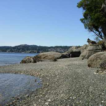 Photo of Newcastle Island Marine Provincial Park in Nanaimo
