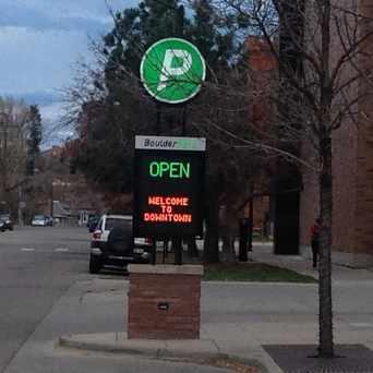 Photo of Boulder Park in Downtown, Boulder