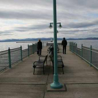 Photo of Fishing Pier Burlington Waterfront in Burlington