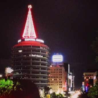 Photo of Capitol Records in Hollywood United, Los Angeles