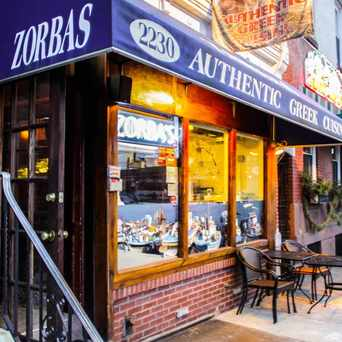 Photo of Zorba's in Fairmount - Art Museum, Philadelphia